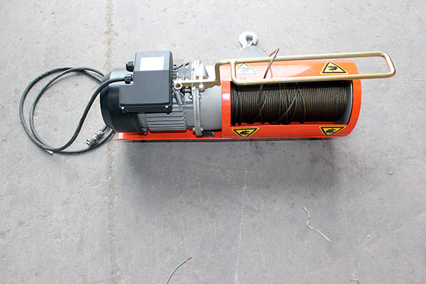 Material Lifting Winches Orientals Equipment Factory